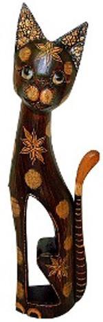 Статуэтка 'Кошка красавица' 80см.