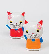 Набор из двух котят ПРИВЕТ