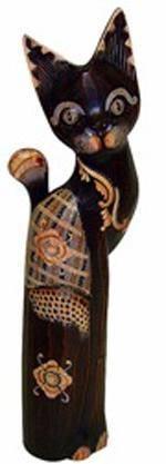 Фигурка из дерева 'Котяра Госпар' 80см.