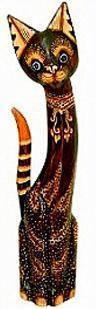Статуэтка 'Кошка МИА' 60см.