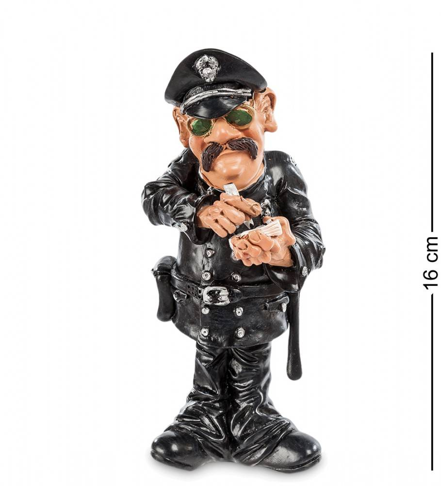 "Статуэтка мал. ""Полицейский"" (W.Stratford)"