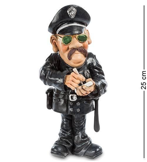 """Статуэтка """"Полицейский"""" 25 см"""