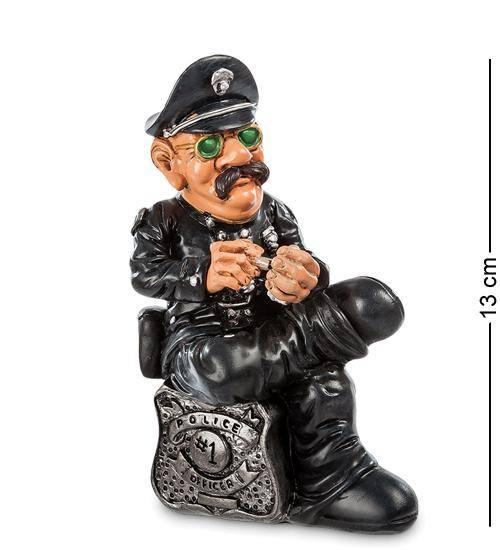 """Статуэтка мал. """"Полицейский"""" 13 см"""