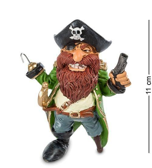"Фигурка Пират ""Джеймс Крюк"" 11 см"