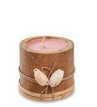 Свеча в бамбуке (о.Бали) 6 см.