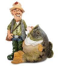 Копилка ''Рыбак'' (W.Stratford) 18cm