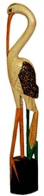 Фигура 'Цапля' - символ грации 100cм.