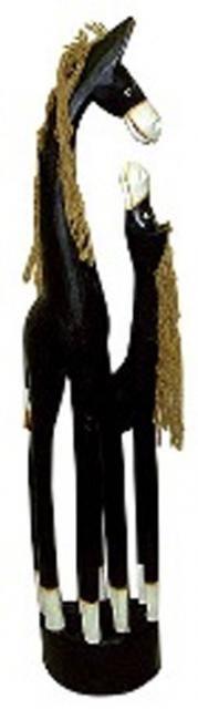 Фигура напольная 'Изящные лошади' 100cм.