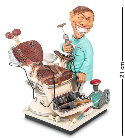 "Статуэтка ""Стоматолог"