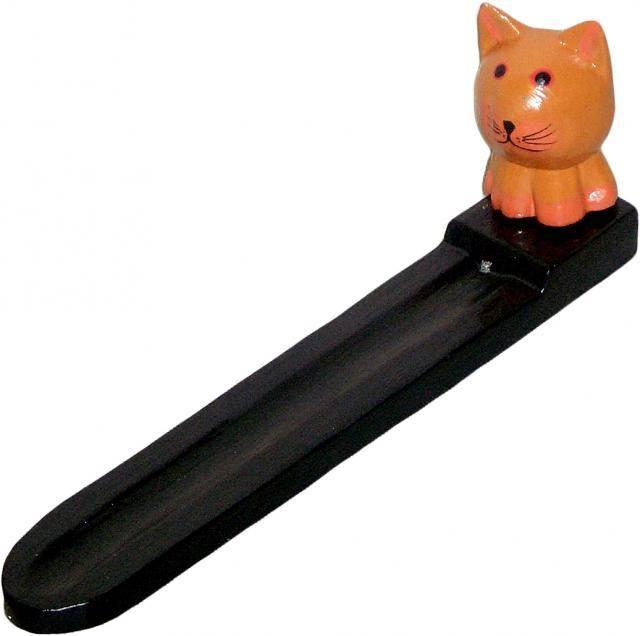 """Подставка для благовоний """"Кошка"""" 11х25см."""