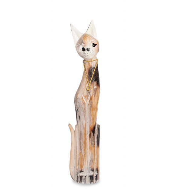 """Подарочная статуэтка """"Кошка Дымка"""" 80см"""