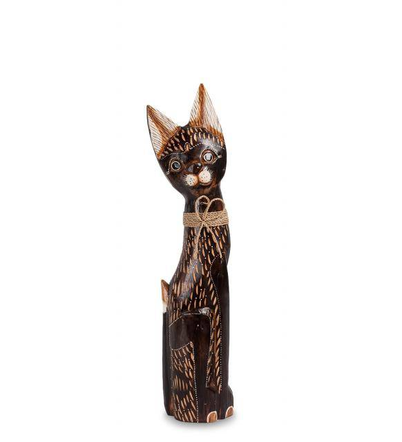 """Статуэтка для подарка """"Кошка Принцесса"""" 60см"""