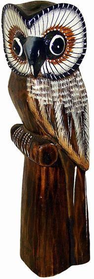 Сувенир из дерева 'Сова' 35см.