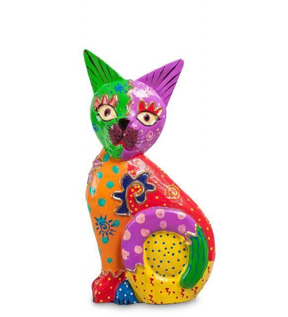 """Фигура """"Кошка"""" (о.Бали)"""
