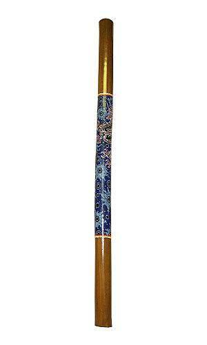 """Музыкальный инструмент """"Диджи-Реду"""", традиционный из бамбука, 130см."""