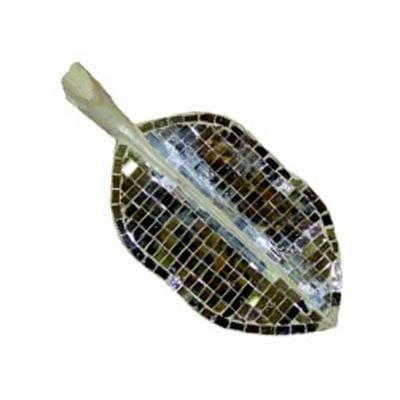 Блюдо с мозаикой  'Лотос' 35см.