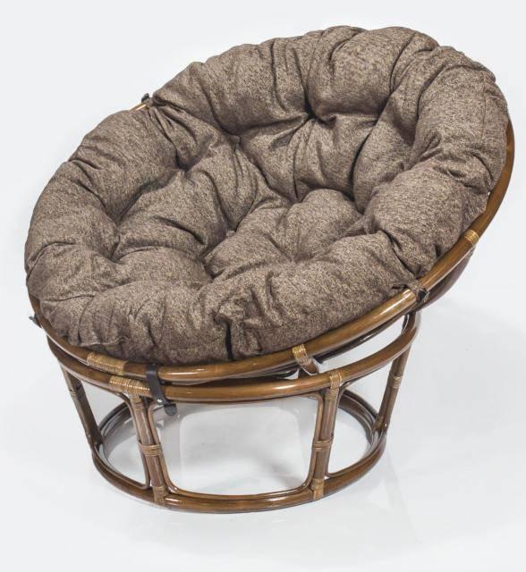 Кресло из ротанга Папасан