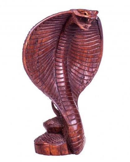 Фигура Кобра 15 см.