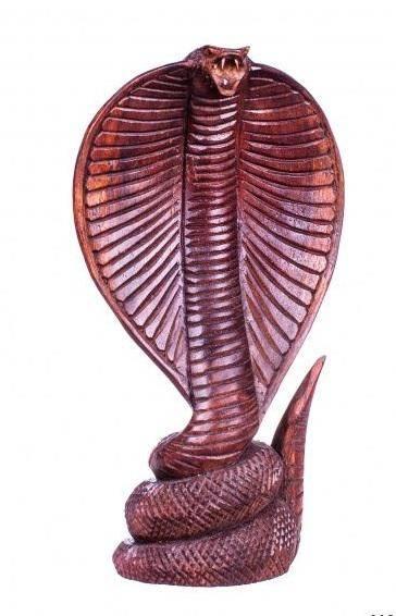 Фигура Кобра 25 см.