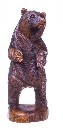 статуэтка Медведь 25 см.