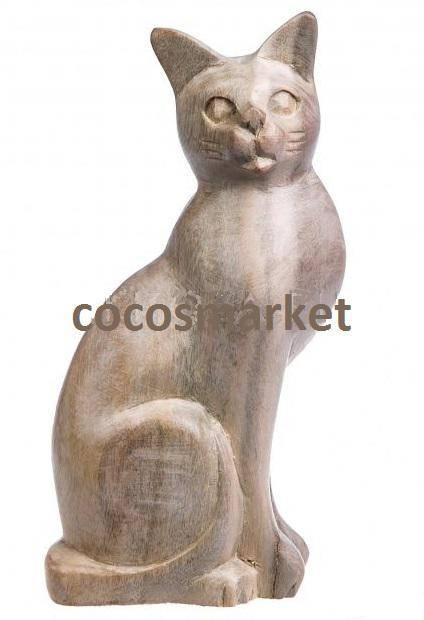 Подарок для любителей кошачьих Кошка 20 см.