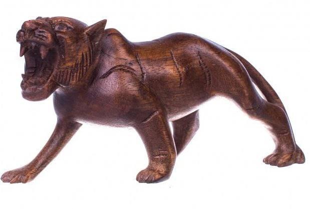 Фигура Тигр 20 см.