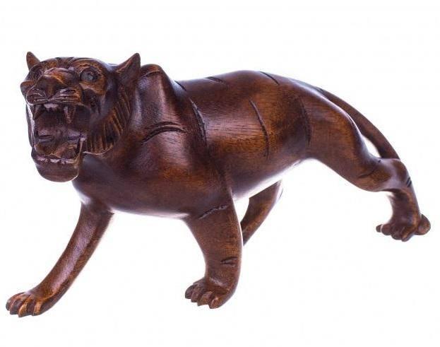 Статуэтка  Тигр 25 см.