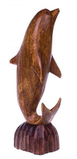 Фигурка Дельфин высота 20 см.