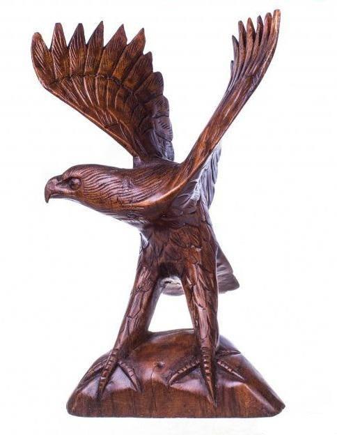 Фигурка Орёл h=30 см.