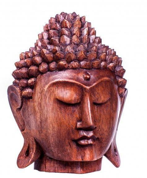 Статуэтка Голова Будды 15 см