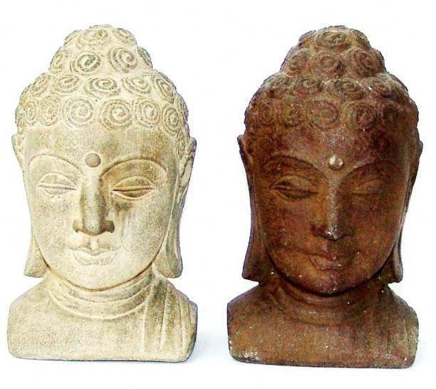 статуэтка Голова Будды высота 20 см.