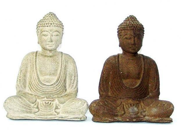 Фигура из камня Будда высота 30 см.