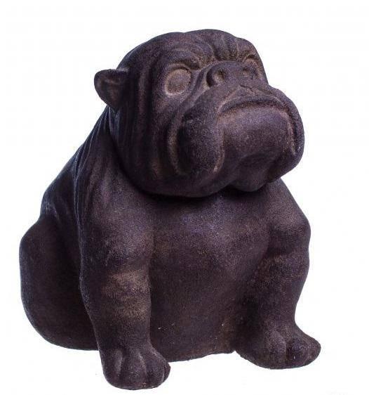 Фигура Собака высота 20 см.
