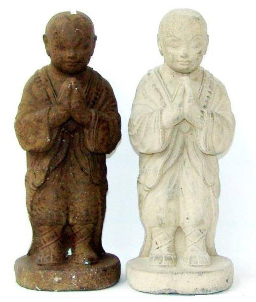 фигурка Монах высота 40 см.