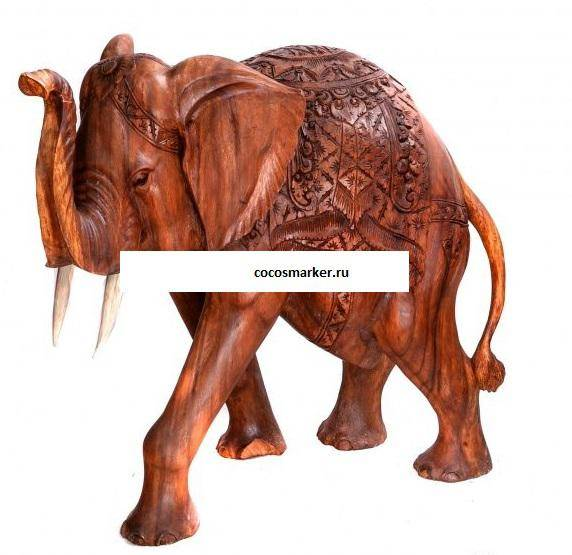 Фигура Слон Эмерис  70 см.