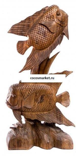 Фигура Рыбы 65 см.