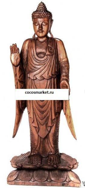 Фигура Будда высота 100 см.