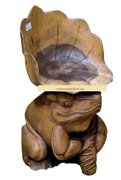 Необычный Стул Лягушка 80 см.