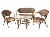 Комплект плетеный мебели из ротанга Ольга
