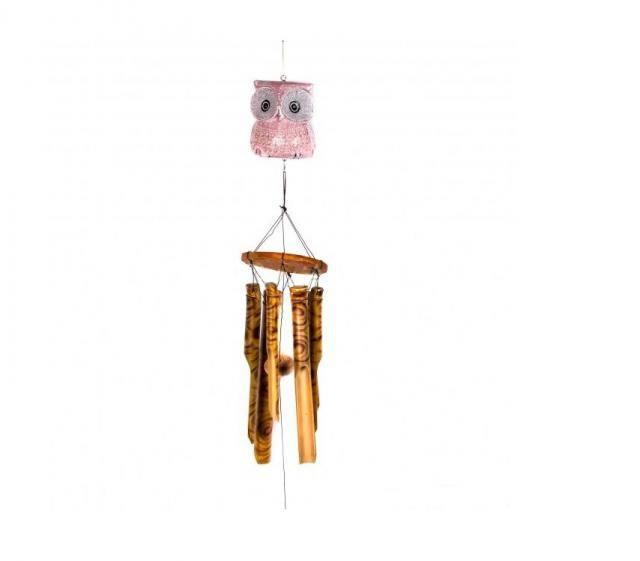 Бамбуковая подвеска Музыка ветра 50 см