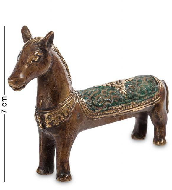 """Фигура """"Лошадь"""" бронза (о.Бали)"""