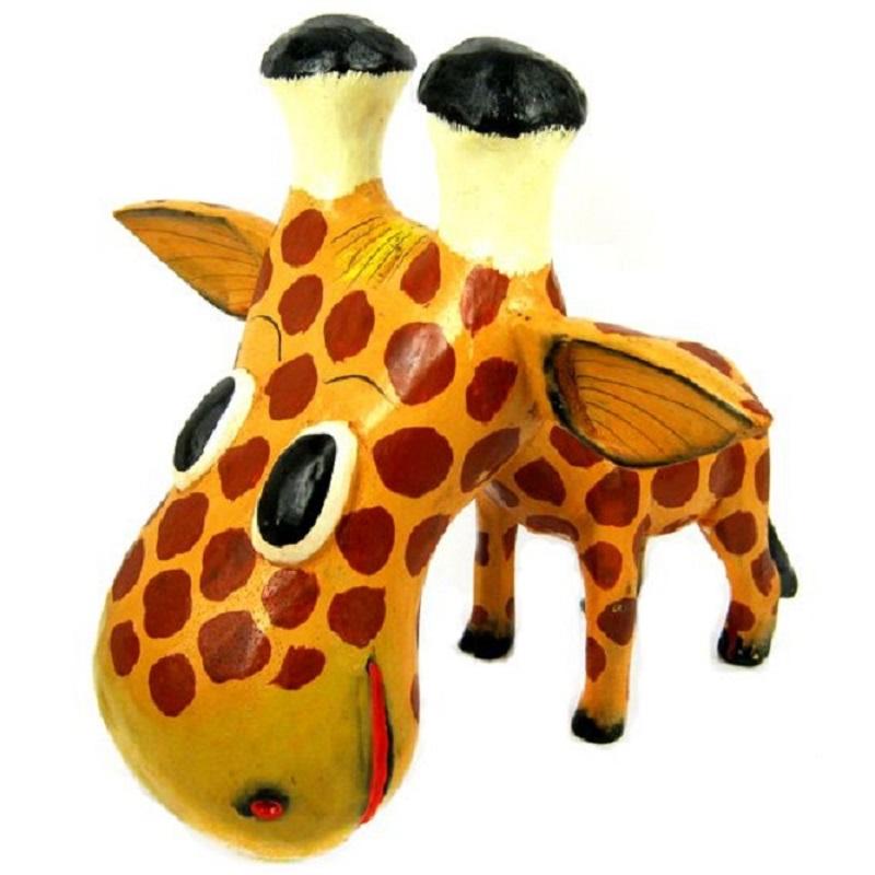 Фигурка Удивительный Жираф 20 см.