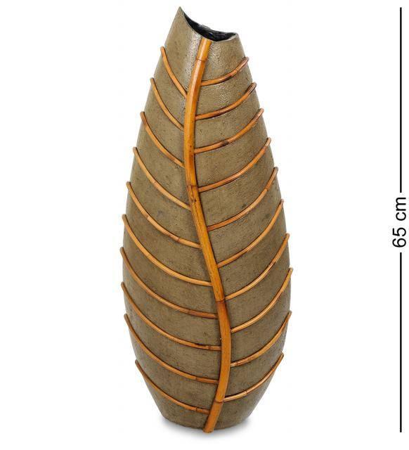 Модная Ваза Лист мангиферы 65 см