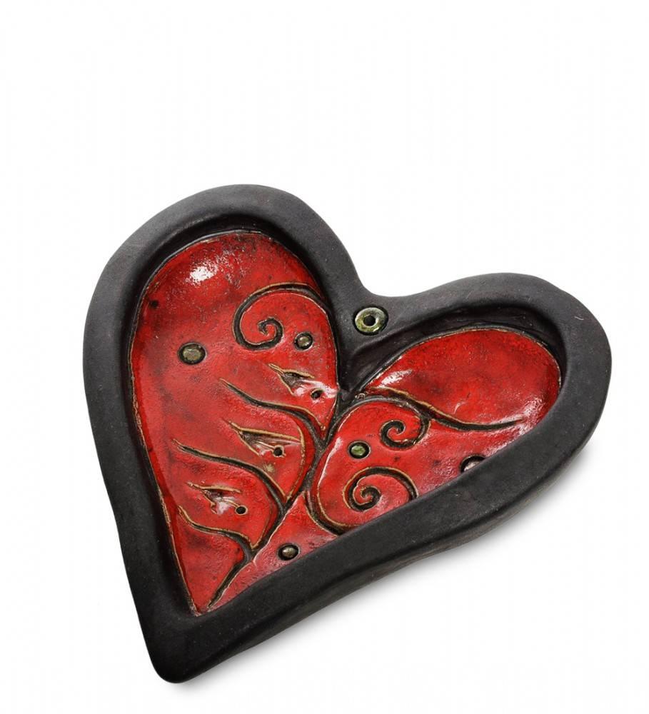 Тарелочка Сердце
