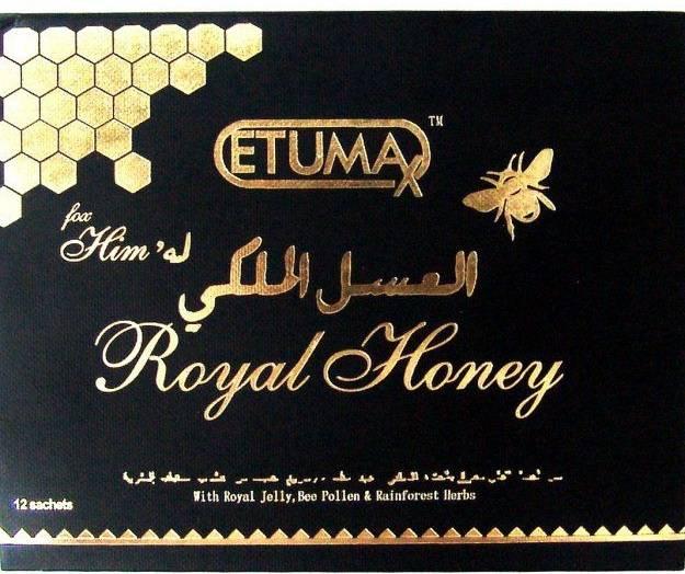 Мёд Royal honey для мужского восстановления