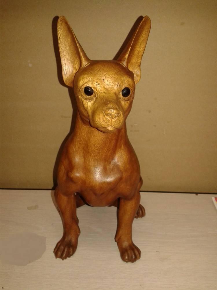 Статуэтка собаки Чихуахуа Оллин