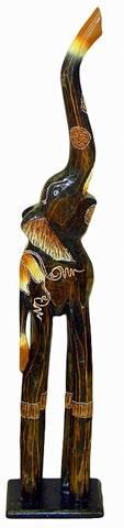 """Интерьерная статуэтка """"Слон Пломбир"""" 80см."""