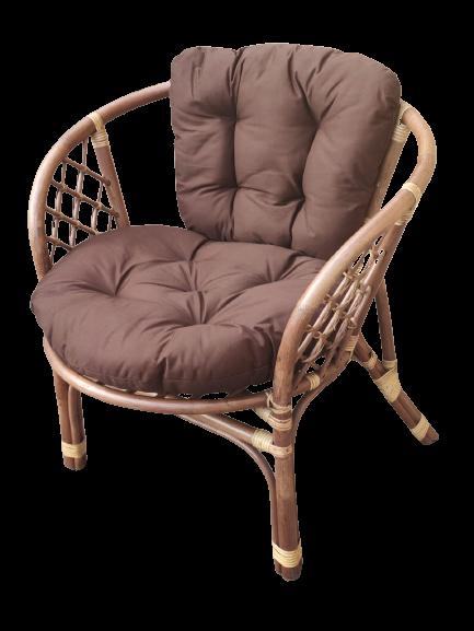 "Стул-кресло из 100% ротанг ""Багама"""