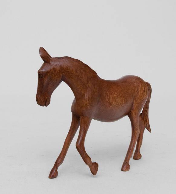 """Статуэтка """"Грациозная лошадь """" 15 см"""