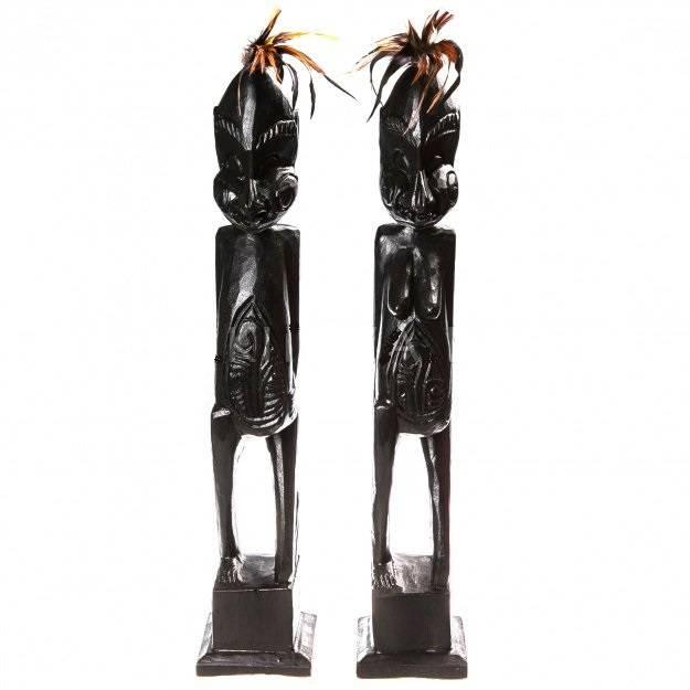 Статуэтки для декора Африканы 50 см. (2 шт.)